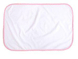Βρεφικό Σελτεδάκι (45×65) Viopros Αδιάβροχο Ροζ