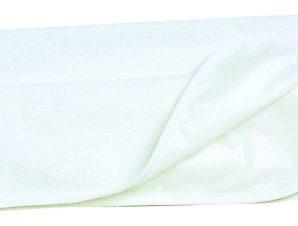 Βρεφικό Σελτεδάκι (60×90) Viopros Αδιάβροχο Λευκό