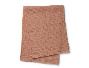 Κουβέρτα Μουσελίνα Αγκαλιάς Elodie Soft Faded Rose BR73652