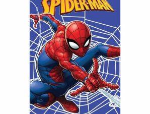 Κουβέρτα Fleece Κούνιας Dimcol Spiderman 10