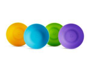 Μπωλ (Σετ 4 τμχ) Munchkin Modern Multi Bowls