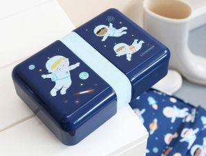 Φαγητοδοχείο Α Little Lovely Company Astronauts SBASBU35
