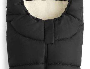 Ποδόσακος για καρότσι Moritz Black Cam