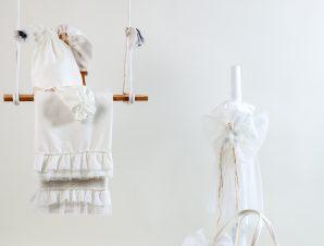 """Σετ Βάπτισης """"Elegance"""" Jour Beni 20116"""