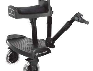 Τρέιλερ για 2ο παιδί με κάθισμα Traction Bebe Stars