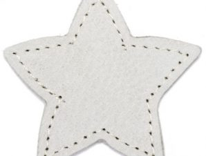 Moonie's Charm Star Moon Grey