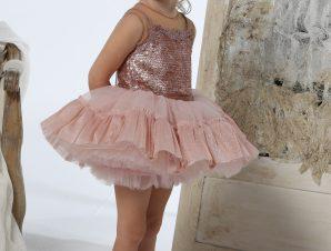 "Baby u Rock Φόρεμα Βάπτισης ""Maya"" G04B"