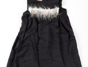 LOL the Brand Παιδικό Φόρεμα Μαύρο 2-3 ετών
