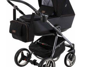 Πολυκαρότσι Luxor Special Edition Y98 Graphite 3 σε 1 ( με Port Bebe και κάθισμα αυτοκινήτου) Carello