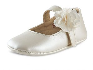 Παπουτσάκι Βάπτισης Gorgino Μ205-2 Ν18
