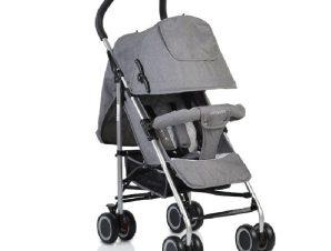 Παιδικό Καρότσι Sapphire Ελαφρύ Grey Moni